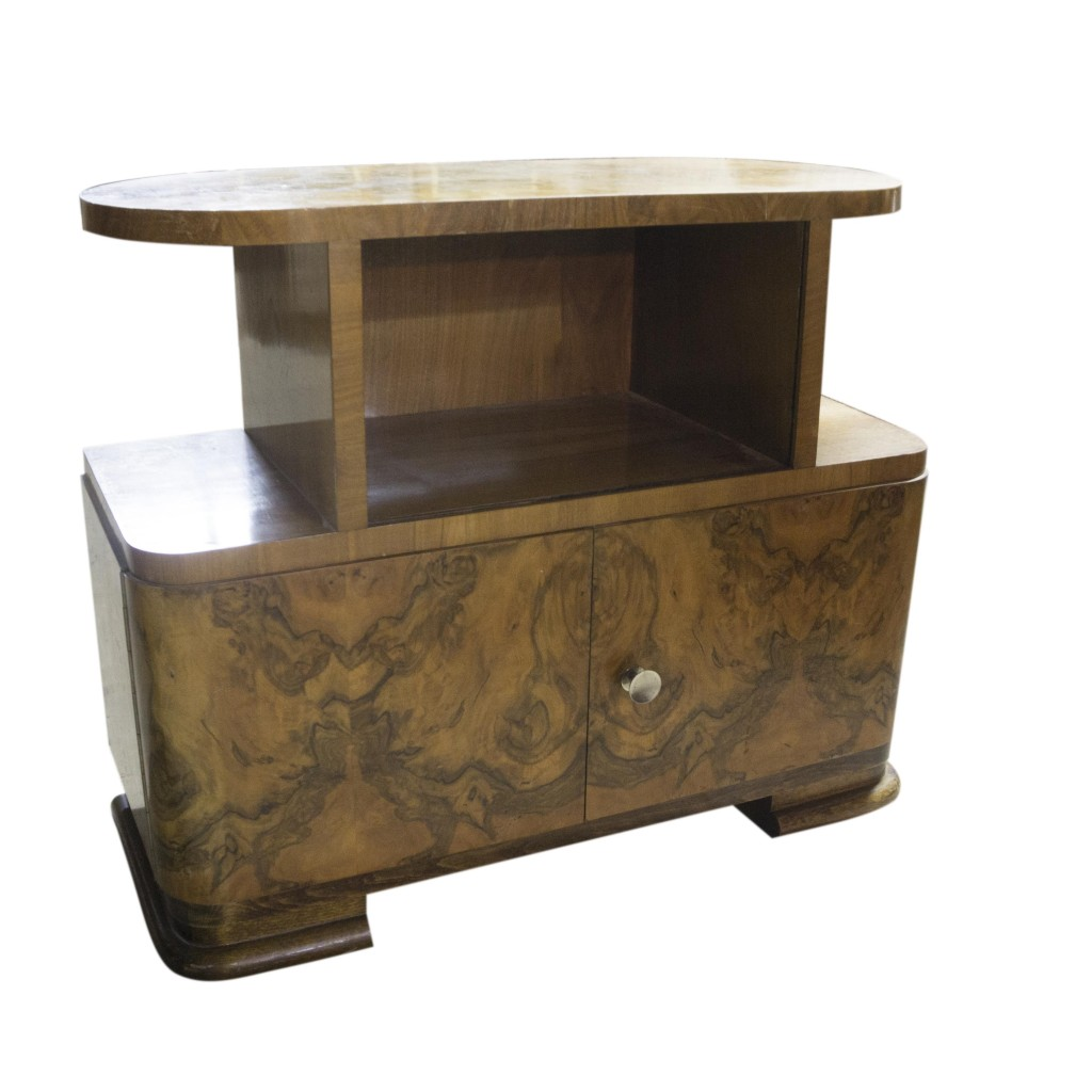 ART DECO Night Stand bedside table 1930s