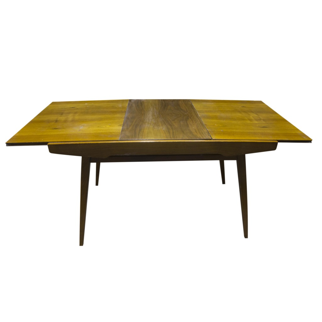 Vintage expandable dining table 1960180s Middle Europe  : DSC07855 1024x1024 from your20th.com size 1024 x 1024 jpeg 65kB