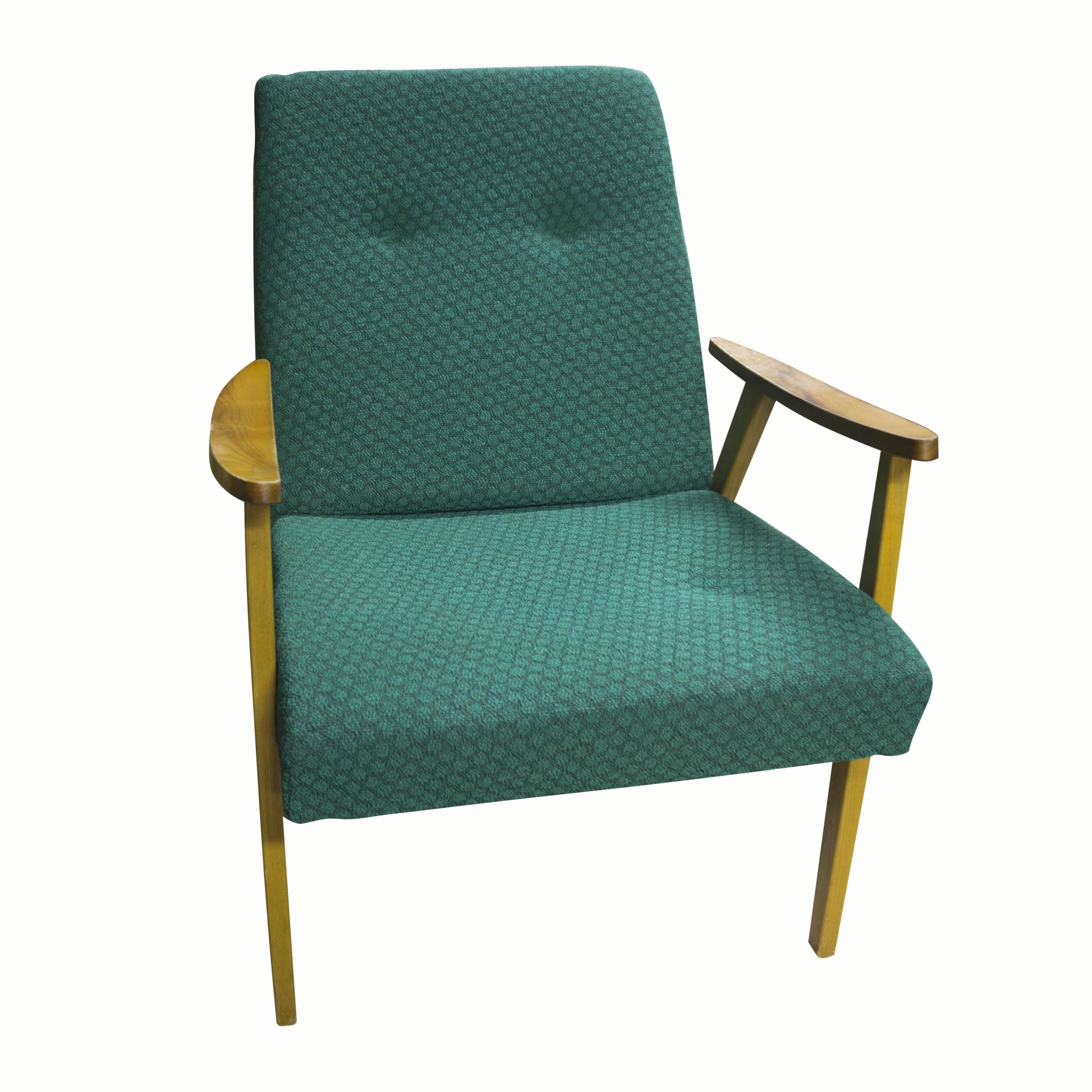 A pair of Danish style armchairs, Mid century | Your20th ...