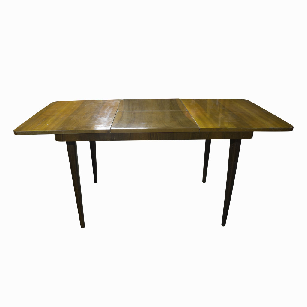 1960s Expandable dining table in Walnut polished veneer  : DSC09772 1024x1024 from your20th.com size 1024 x 1024 jpeg 73kB