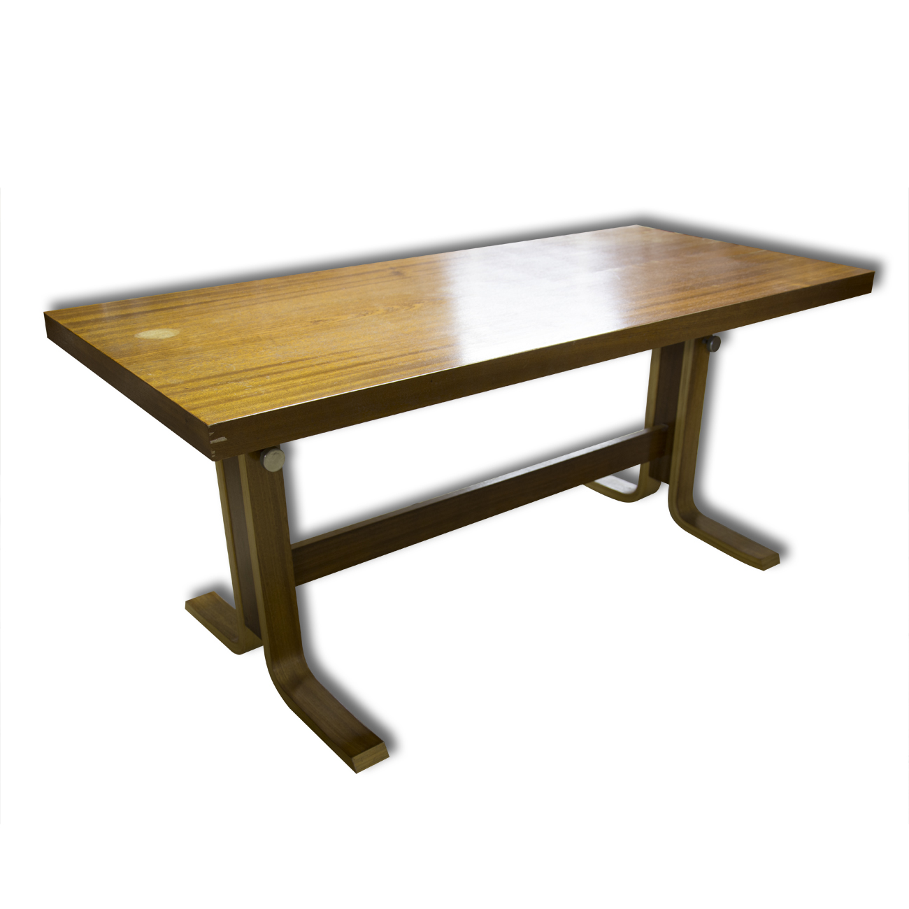 Vintage Folding Coffee Or Dining Table Czechoslovakia 1970 S Antiques