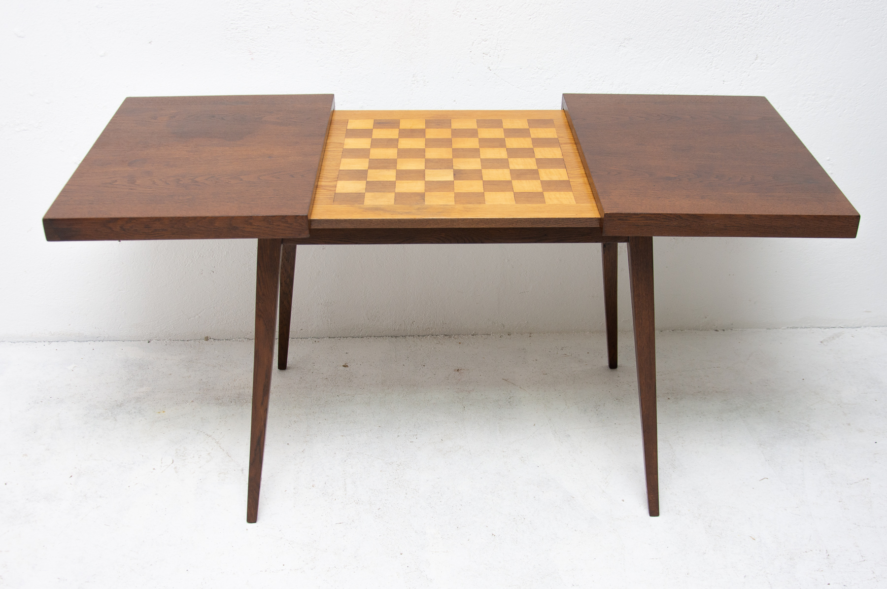Mid Century Folding Chess Game Table Czechoslovakia 1960 S Online Antique Furniture Wholesale Furniture Your 20th