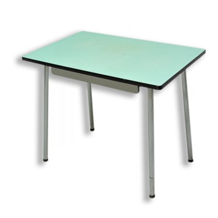 Mid century formica writing desk